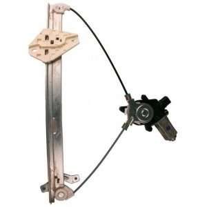 Accord Sedan Front Window Regulator with Motor Driver Side Automotive