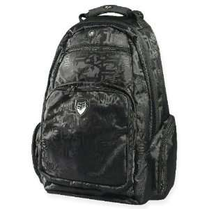 Fox Racing Network Backpack     /Black Automotive