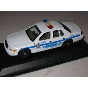 Custom 1/43 Forks WA Police Ford Crown Vic Toys & Games
