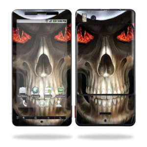 Skin Decal for Motorola Droid X (MB 810) or X2 (MB 870)  Evil Reaper