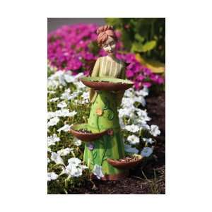 Grow In Grace Bird Feeder Statuary   (Outside Ornaments) (Bird Feeders