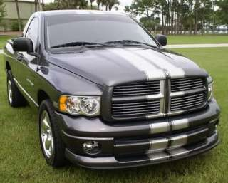 Ram truck Racing Rally stripe stripes graphics decals decal with pin
