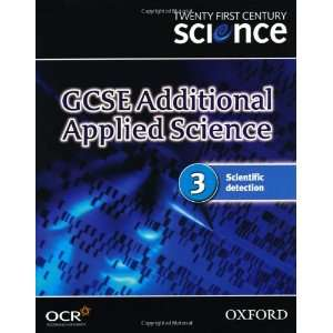Book (Gcse 21st Century Science) (9780199150281) Nuffield Books