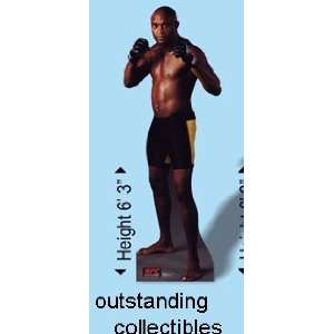 UFC Anderson Silva Life size Standup Standee Everything