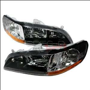 Honda Accord 1998 1999 2000 2001 2002 Euro Headlights