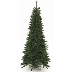 Evergreen Unlit Christmas Tree Carolina Spruce Slim