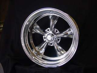 THRUST 2 CHEVELLE GM CHEVY FORD WHEELS AMERICAN RACING GENUINE