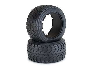 RC King Motor Baja Tarmac Road Tires Rear