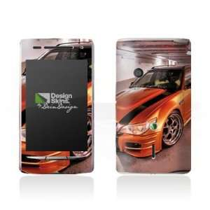 Ericsson Xperia X8   BMW 3 series Touring Design Folie Electronics