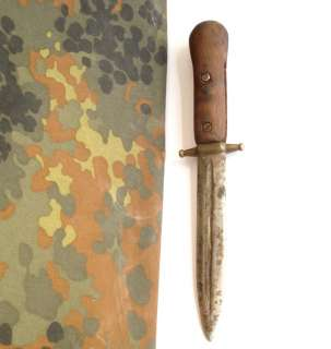 WWI ORIGINAL IMPERIAL GERMAN ARMY BOOT KNIFE