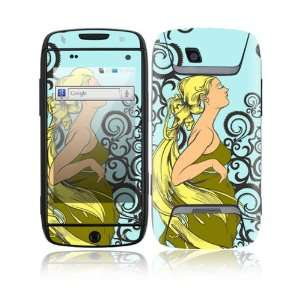 Dreamer Decorative Skin Cover Decal Sticker for Samsung