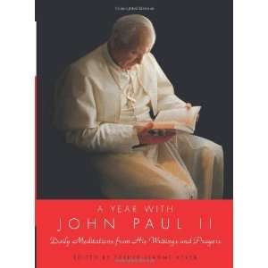 from His Writings and Prayers [Hardcover] Pope John Paul II Books