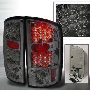 02 03 DODGE RAM LED TAIL LIGHTS KS Automotive