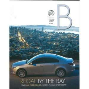 2010 BUICK REGAL Sales Brochure Literature Book Piece