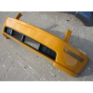 05 06 07 08 09 Ford Mustang GT Front Bumper Factory Painted Yellow OEM
