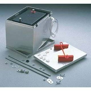 Cable 48100 Aluminum Battery Box and Hold Down Component Automotive