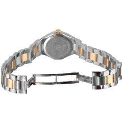 & Mercier Womens Riviera Two tone Gold Dial Watch