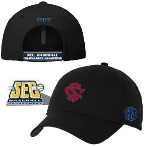 South Carolina Gamecocks 2005 SEC Baseball Champions Black