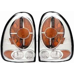 ALTEZZA TAIL LIGHT dodge DURANGO 98 03 chrysler GRAND