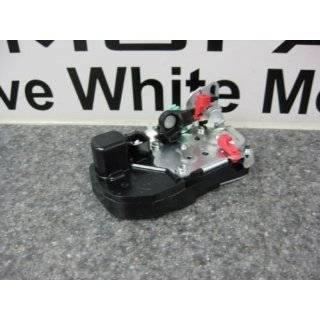 Dakota/Durango Front Driver Side Power Window Regulator with Motor