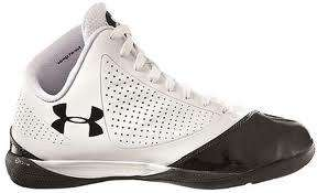 UNDER ARMOUR MICRO G SUPERSONIC MENS BASKETBALL SHOE