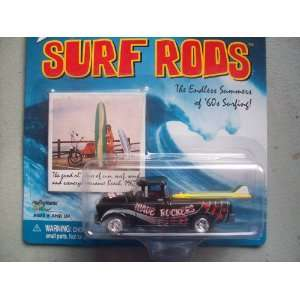 Johnny Lightning Surf Rods 1955 Chevy Cameo Toys & Games