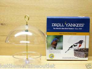 Droll Yankees X 1 Multi Purpose Domed Bird Feeder