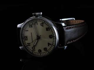 Mens AIR FORCE 1942 LONGINES Vintage MILITARY Watch WWII   ERA UNITED