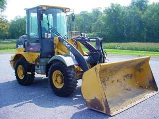 244J Wheel loader with cab and A/C, Very Good Solid Origional