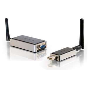 Cables To Go 29572 TruLink Wireless USB to VGA Adapter Kit at