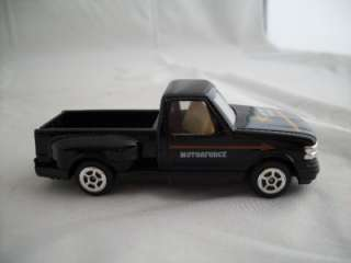 Nice Black Motor Force Custom Ford F 150 Pick Up Truck