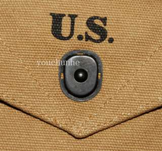 WWII US ARMY FIRST AID POUCH 1942  31775