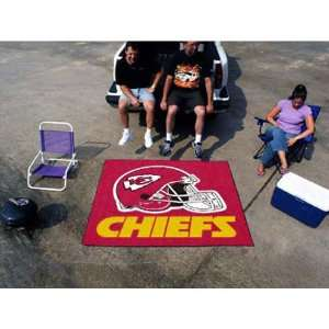 Kansas City Chiefs NFL Tailgater Floor Mat (5x6)