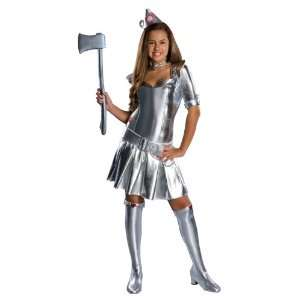 Lets Party By Rubies Costumes Wizard of Oz Tin Woman Tween Costume
