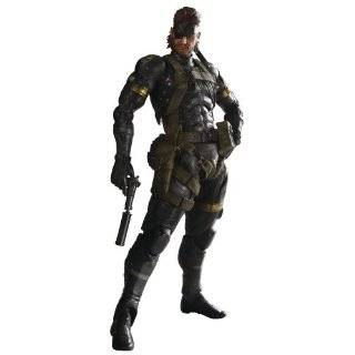 Metal Gear Solid Peace Walker Square Enix Play Arts Kai Action Figure