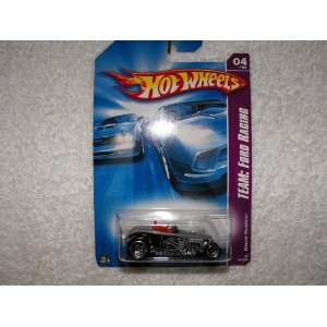 Hot Wheels 2008 team Ford Racing Deuce Roadster 04/04