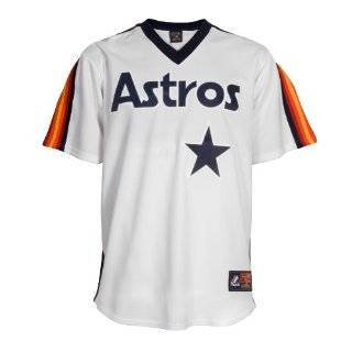 1980s Majestic Cooperstown Throwback Home Jersey