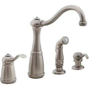 Price Pfister 026 4NEE Marielle Single Handle Kitchen Faucet, Rustic