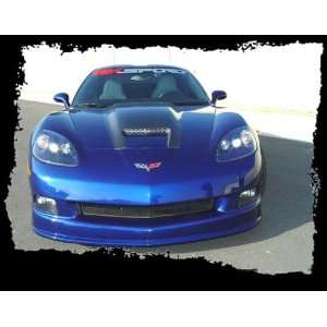 Chevrolet Corvette Functional Ram Air Hood C6 05 UP