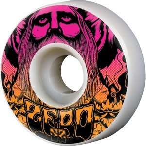 Zero Sorcerer 52mm Skateboard Wheels (Set of 4)