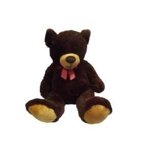 Valentines Day 30 Chocolate Brown Teddy Bear Plush