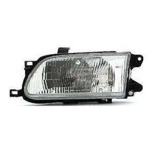 97 TOYOTA TERCEL HEADLIGHT LH (DRIVER SIDE) (1997 97) 20