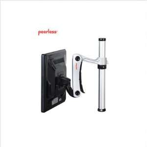 Articulating Arm Desktop Pole Mount/ Bolthole for 15 24IN