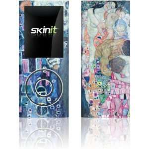 Klimt   Death and Life skin for iPod Nano (4th Gen)