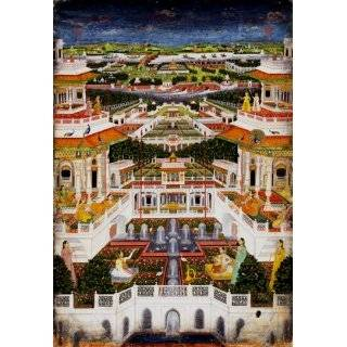 Indian Palace Wooden Jigsaw Puzzle