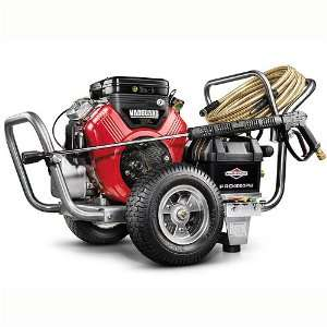Briggs and Stratton 4000 PSI (Gas/Cold Water) Electric