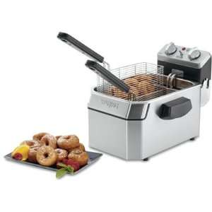Waring WDF1000B Countertop Deep Fryer