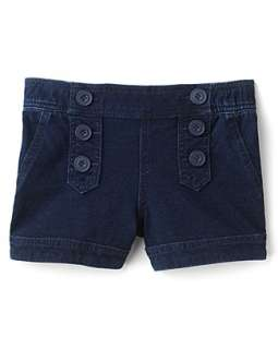GUESS Kids Girls Knit denim Sailor Shorts   Sizes 7 16   Kids