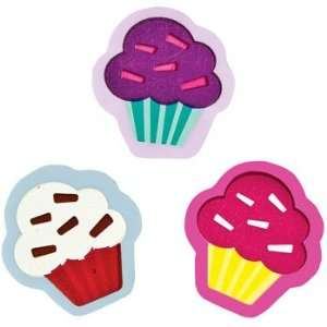 Cupcake Erasers   Basic School Supplies & Erasers & Pencil