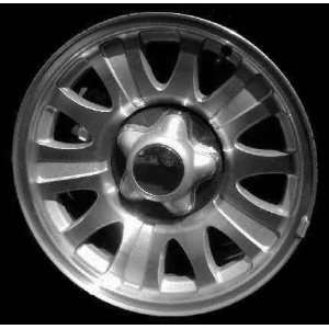 00 02 FORD EXPEDITION ALLOY WHEEL RIM 17 INCH SUV, Diameter 17, Width